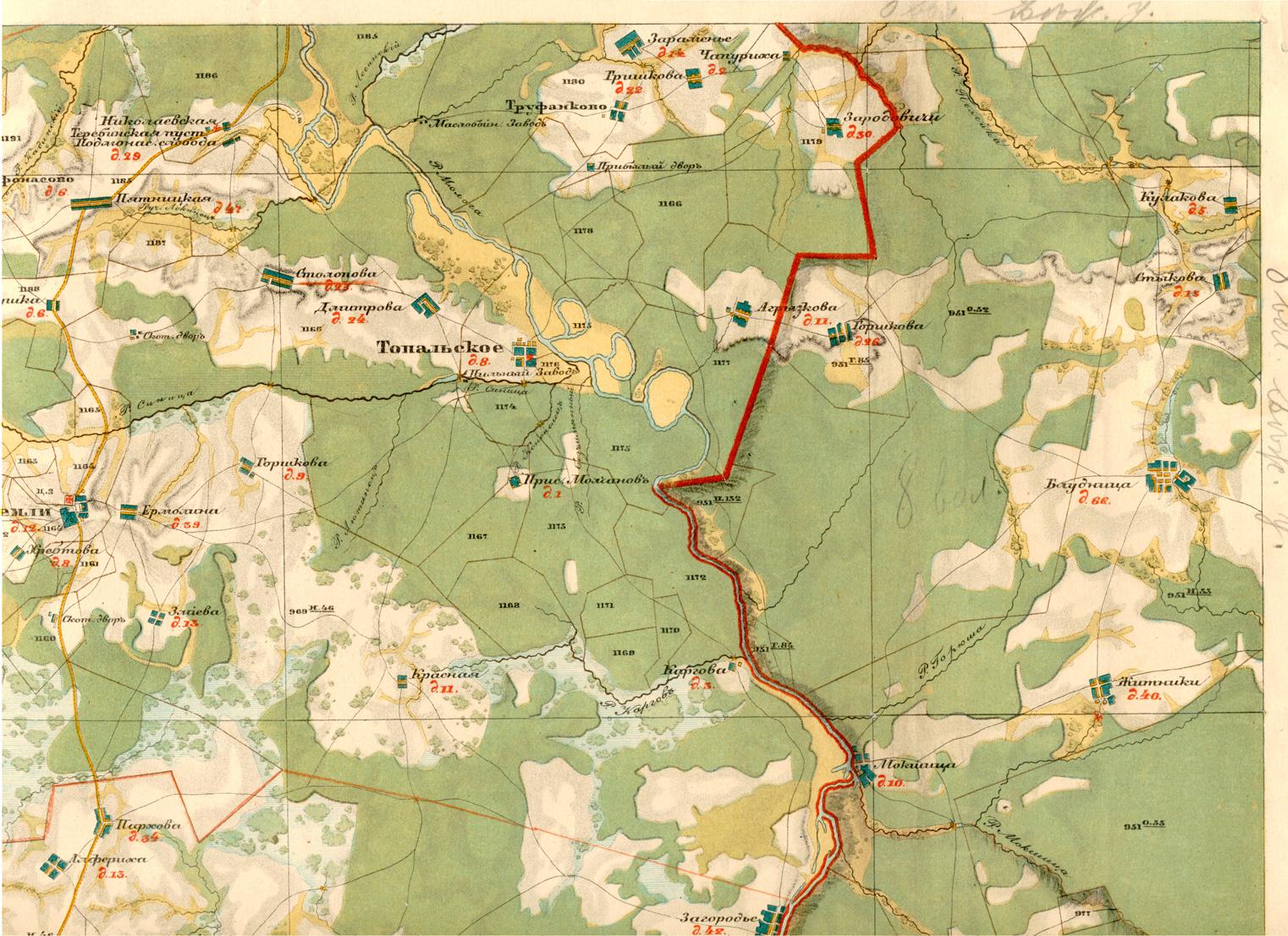 десяти карта тверской области менде происхождении человека
