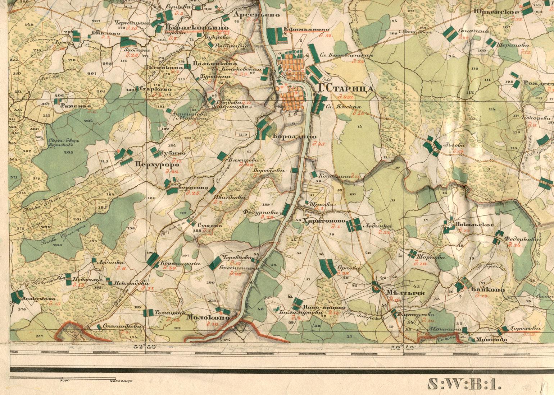 археологическая карта старицкого уезда функции, которые способно